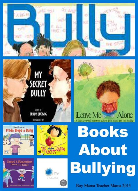 book books about bullying boy 805   dcfdff79819972675f4837c38c1f2b13