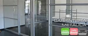 Carpinteria metalica reparacion persianas valencia for Carpinteria metalica aluminio
