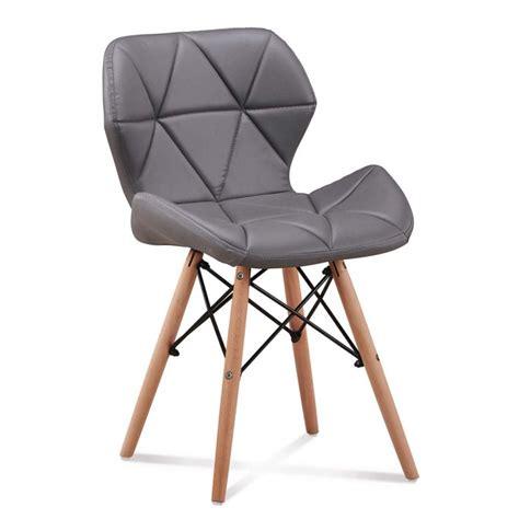 pied de chaise scandinave chaise scandinave eliot matelass 233 e tendencio