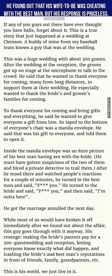 groom    bride  cheating    man