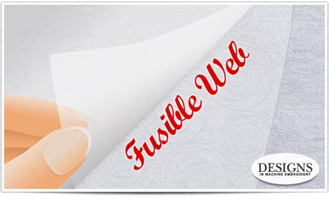 fusible web fusible web eileen s machine embroidery blog