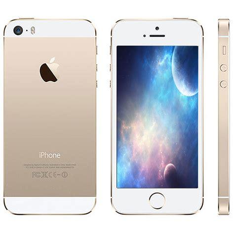 refurbished iphone 5s verizon refurbished apple iphone 5s 16gb gold verizon