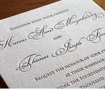 Font For Wedding Invitations by Celebrity Wedding Invitation Watcher Prince William And Kate Middleton Inv