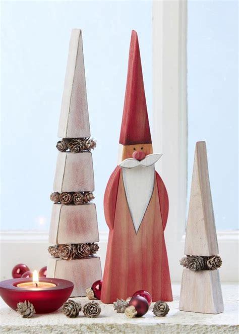Weihnachtsdeko Holz by 72 Besten Weihnachtsdeko Aus Holz Bilder Auf