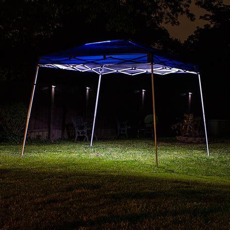 portable canopy tent led lighting kit super bright leds