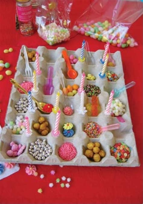 un grand plateau 224 œufs des d 233 corations des bonbons