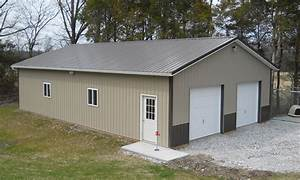 24x36 garage kit decors the better garages energy With 24x36 metal garage