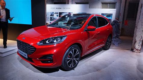 ford escape st render   excited  car  future