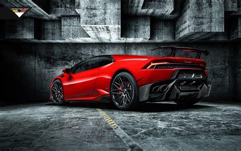 2016 Rosso Mars Novara Edizione Lamborghini Huracan 3