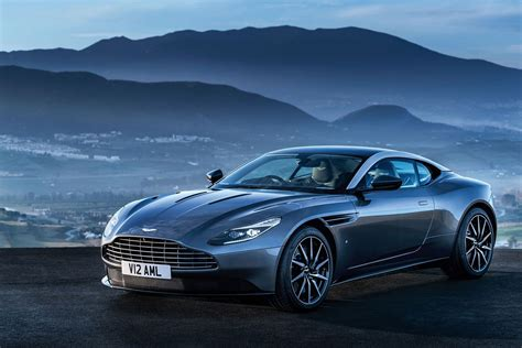 new aston martin db11 leaked images spy shots and