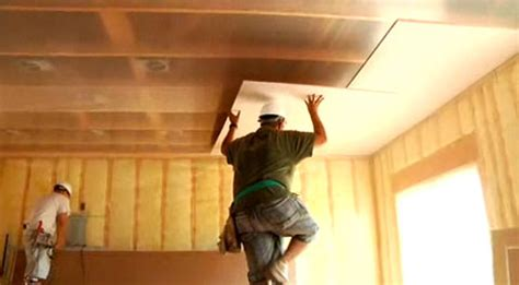 hanging drywall paneling ultralight sheetrock drywall panels from usg