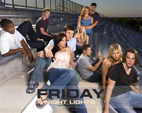 friday night lights shows writers