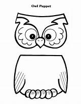 Coloring Puppet Pages Bag Popular sketch template