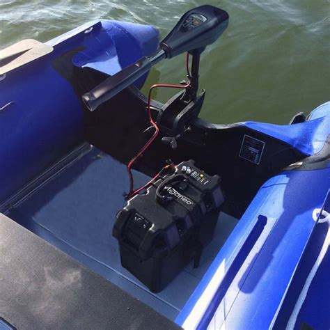 Electric Motor For Boat by Miganeo Battery Box For Electric Motor Boat Motor Outboard
