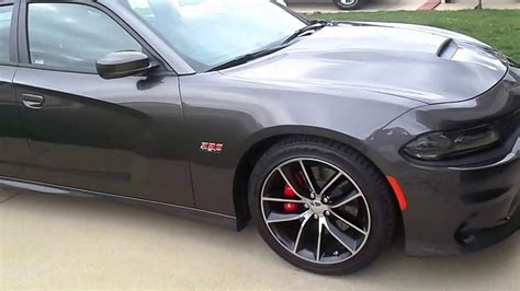 2016 Dodge Charger R/T Scat Pack   YouTube