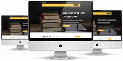 Responsive Abroad Joomla Lt Template Education
