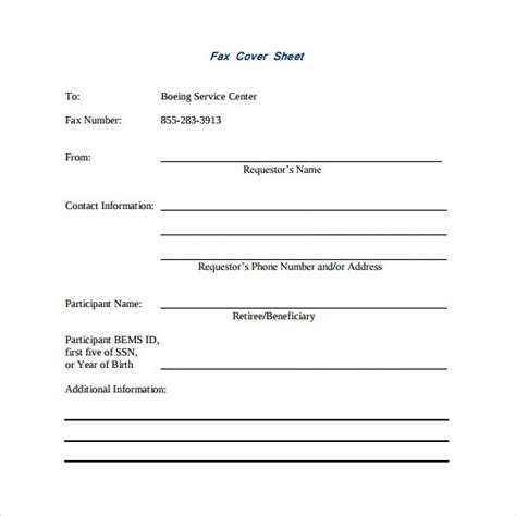 14407 fax cover sheet pdf fillable 14 sle basic fax cover sheets sle templates