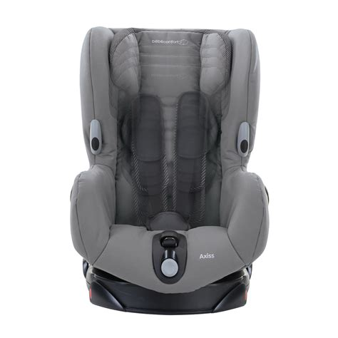 si鑒e auto axiss groupe 1 si 232 ge auto axiss concrete grey groupe 1 de bebe confort