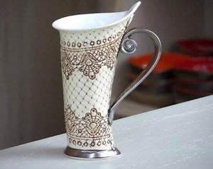 Ton Keramik Unterschied : die besten 25 gro e kaffeetassen ideen auf pinterest becher kaffeetasse und kaffeetassen ~ Markanthonyermac.com Haus und Dekorationen