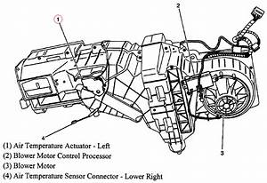 2004 Chevy Silverado Heater Diagram