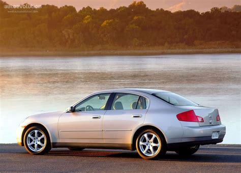 INFINITI G35 Sedan specs   2001, 2002, 2003, 2004, 2005