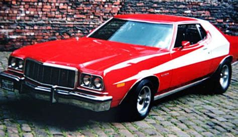 What Of Car Did Starsky And Hutch - starsky and hutch 1975 ford gran torino famouscars