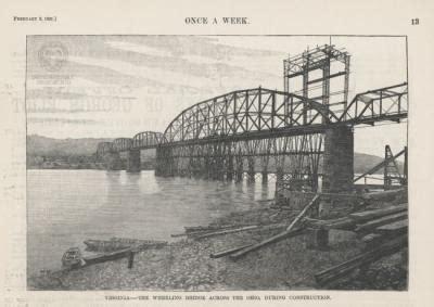 bridgehuntercom wheeling terminal railway bridge