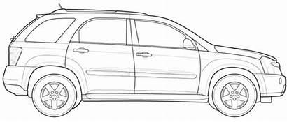 Coloring Equinox 2007 Chevy Chevrolet Chevroletforum Send
