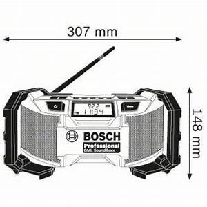Bosch Professional Radio : bosch gml soundboxx professional radio 0601429900 ~ Orissabook.com Haus und Dekorationen