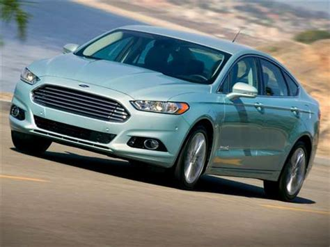 2015 Ford Fusion Hybrid Models, Trims, Information, And