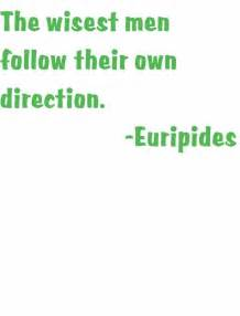 Quotes On Following Directions