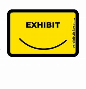Tabbies legal exhibit stickers kamos sticker for Digital exhibit stickers