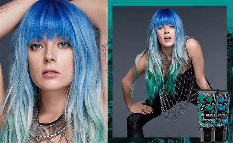 Bold Semi-permanent Haircolor