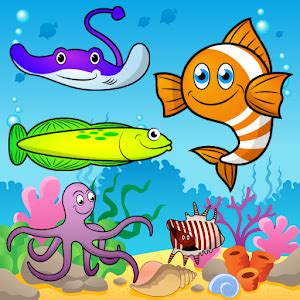 Puzzle For Toddlers Sea Fishes  Android Apps On Google Play