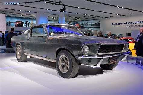 From Bullitt by Ford Introduces 2019 Bullitt Mustang Alongside