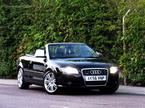 Used 2006 Audi S4 Cabriolet 42 Tiptronic Quattro 2dr For