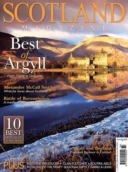 buy scotland magazine subscriptioninternational travel