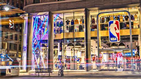 NBA Store | New York City | WhereTraveler