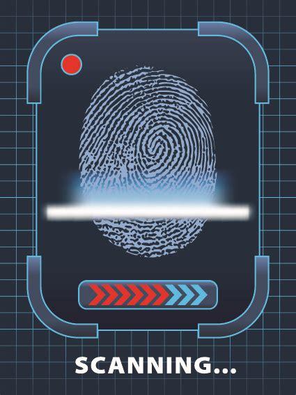 fingerprint  vector    vector
