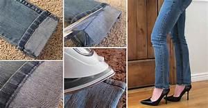 Faire Ourlet Jean : comment faire un ourlet de jean tous toqu s ~ Melissatoandfro.com Idées de Décoration
