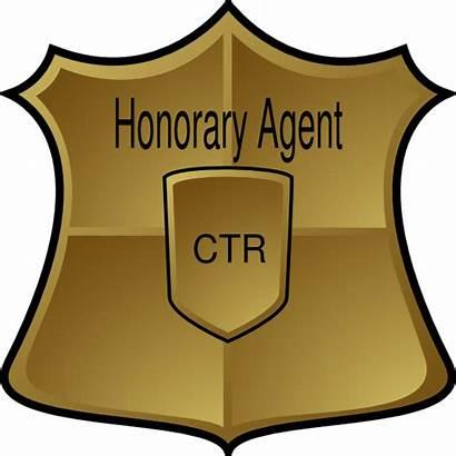 Ctr Shield Clip Gold Clipart Badge Printable