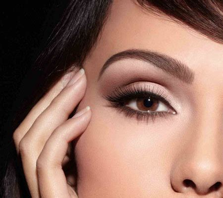 30 идей дневного макияжа для карих глаз фото и простые пошаговые инструкции