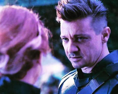 Avengers Endgame Jeremy Renner Recalls Shooting That