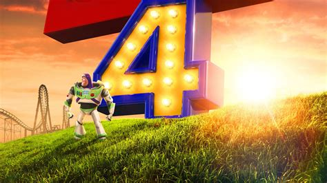 Buzz Lightyear in Toy Story 4 Wallpapers | HD Wallpapers