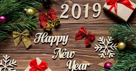 100 Happy New Year 2019 Wishes, Status, Images For