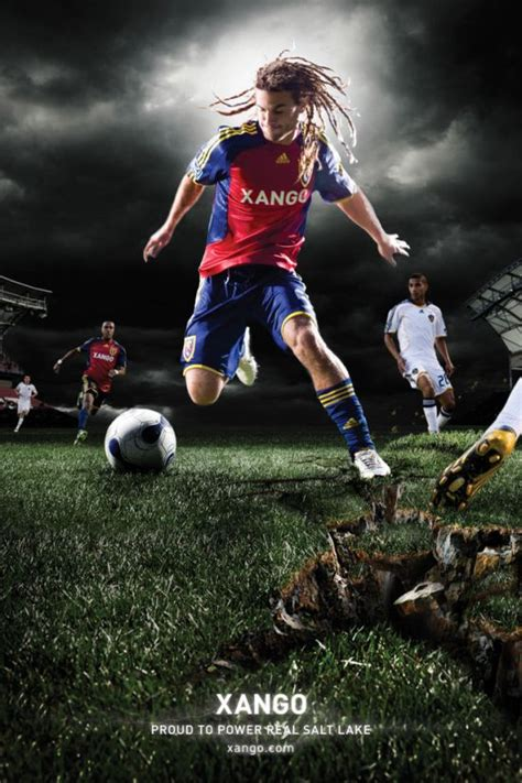incredible examples  sport advertising  pics