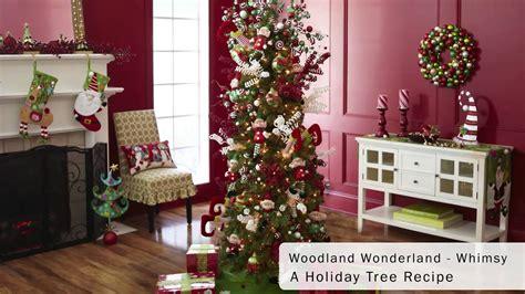pier  imports whimsical christmas tree decor youtube