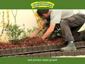 Bordure Jardin Pvc : bordure plastique de jardin clipsable greenparck youtube ~ Melissatoandfro.com Idées de Décoration