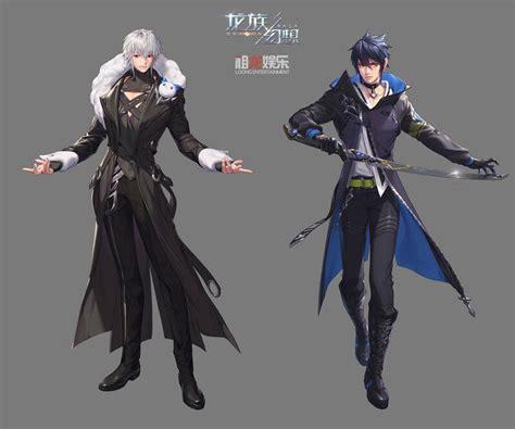 pin  character design