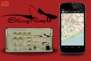 stingray phone tracker stingray cellpone tracking device is spying on you